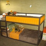 postel-kura-hnedo-oranzova
