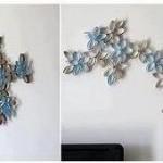 Kvety na stenu